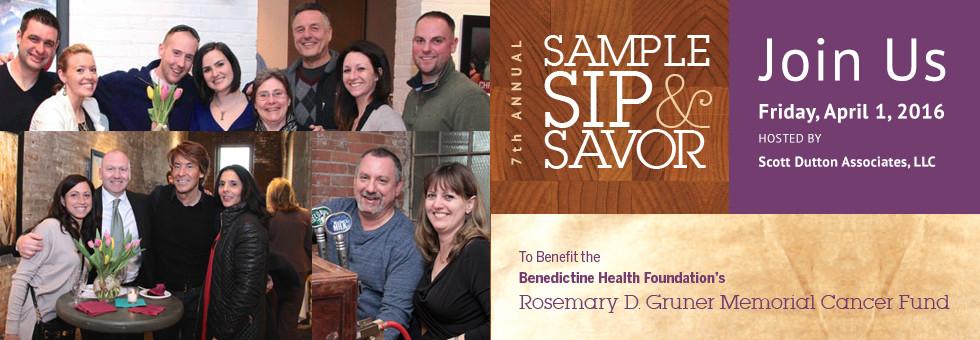 Sample Sip & Savor 2016