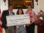 Benedictine Auxiliary Donates $20,000 to Support Cancer Services